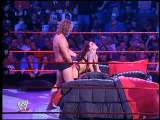 WWE Raw   Edge and Lita Live Sex Celebration
