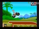 Игра гонки Том и Джерри на мотоциклах