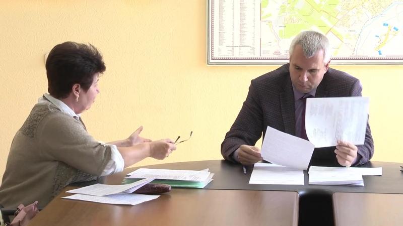 Приём граждан по личным вопросам прошёл в администрации Новочеркасска