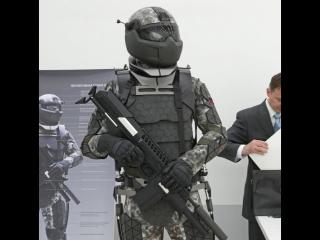 Оружие будущего уже представили на форуме «Армия 2018»