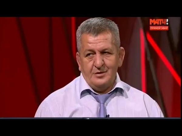Абдулманап Нурмагомедов про подготовку Хабиба к бою с Макгрегором