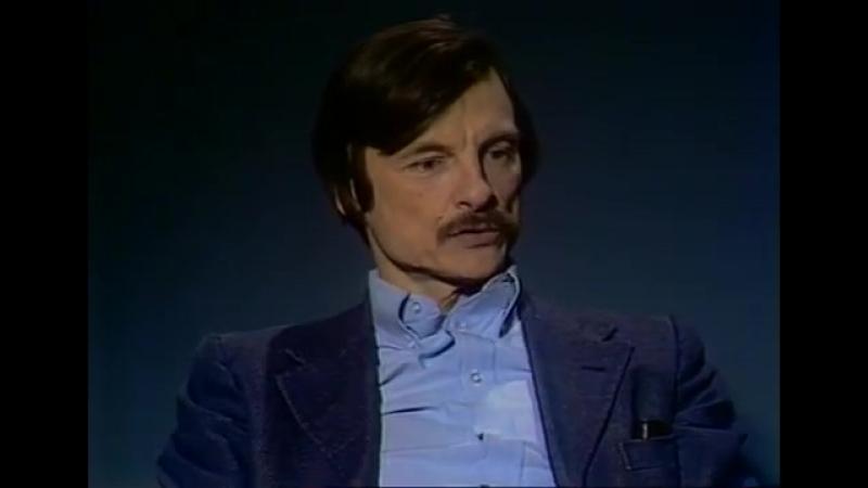 Андрей Тарковский Интервью