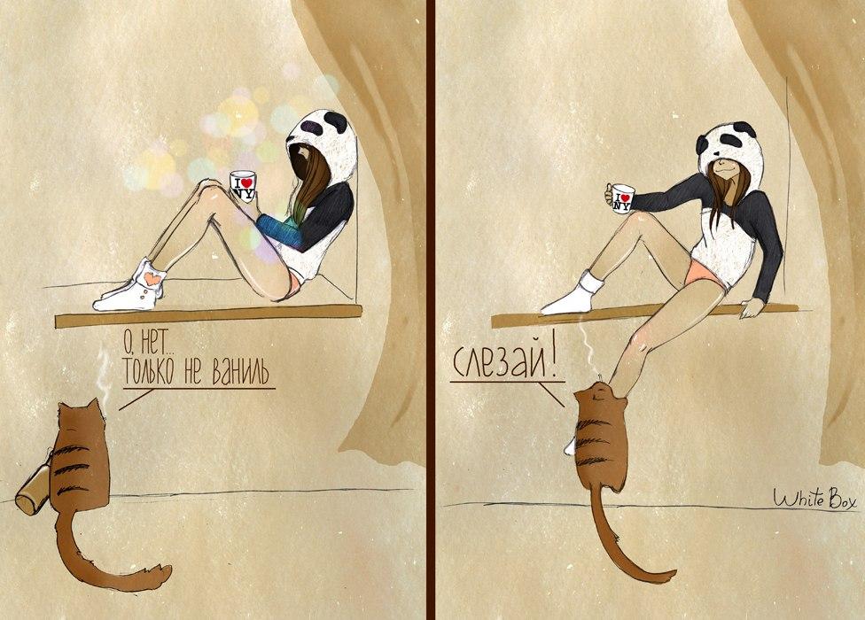 Девочки из комиксов рисунок фото 594-529