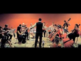 """Rabbia e Tarantella"" (Ennio Morricone) - ORQUESTA ÁUREA"
