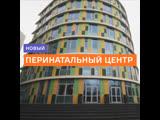 Новый перинатальный центр в ГКБ № 67 – Москва 24