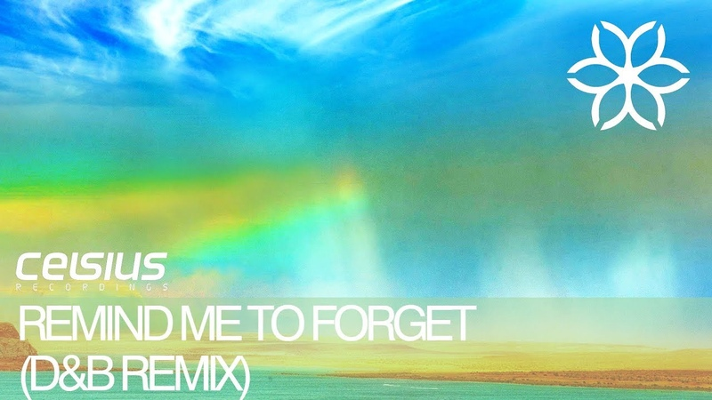 Unknown Artist - Remind Me To Forget (DB Remix) [Celsius Recordings]