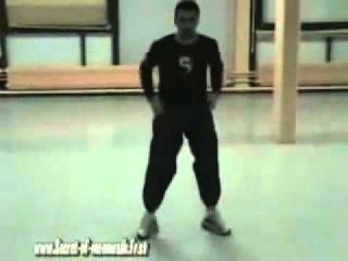 Майкл Джексон уроки танцев 3
