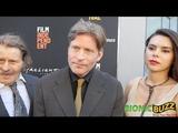 Bruce Glover, Crispin Glover &amp Kristina Coolish Interview at LA Film Festival 2018