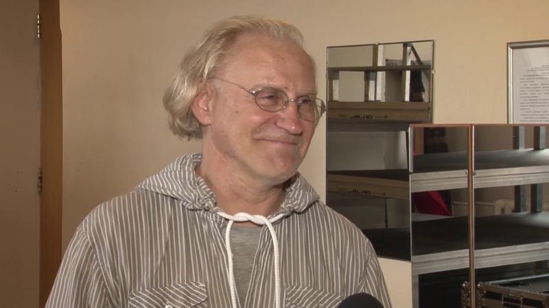 Евгений Воскресенский представил в Самаре моноспектакль по произведениям Н. Гоголя