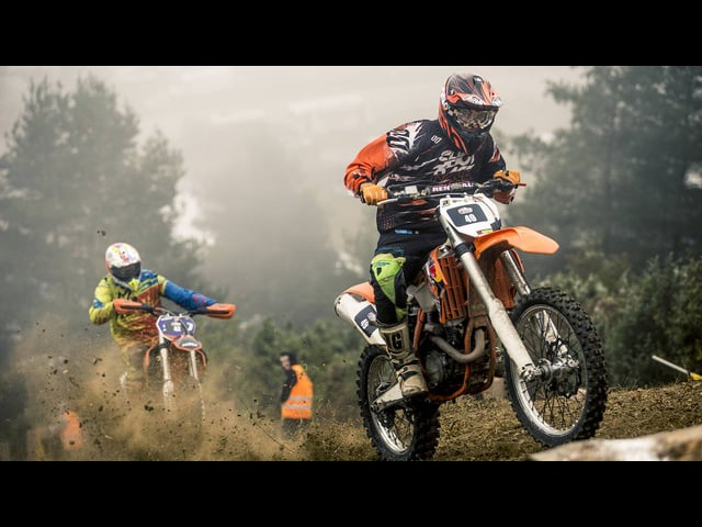 Crazy Moto Action | Red Bull Get On Top 2016 | Skuff TV Moto