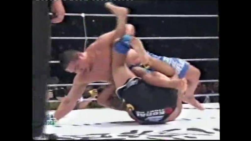 19537 PRIDE 2006 Rua vs Nikamura