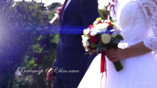 WEDDING FILM Олександр Світлана 29 04 18