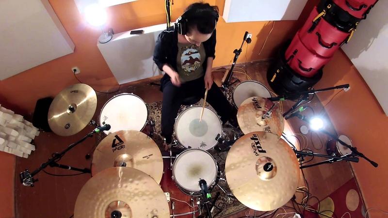 Karnivool - Simple Boy (drum cover)