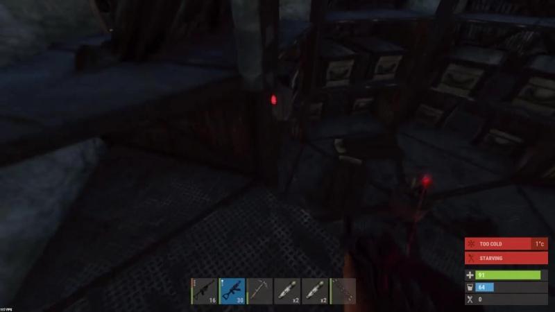 [chistobzden] RUST - Убил одним лишь Взглядом. Мои руки - Импланты
