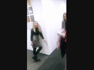 Пацанки 3. Анна Горохова. Instastory от 12.12.2018