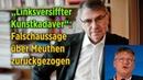 """""""Linksversiffter Kunstkadaver Falschaussage des Deutschen Bühnenvereins bringt Meuthen in Verruf"""