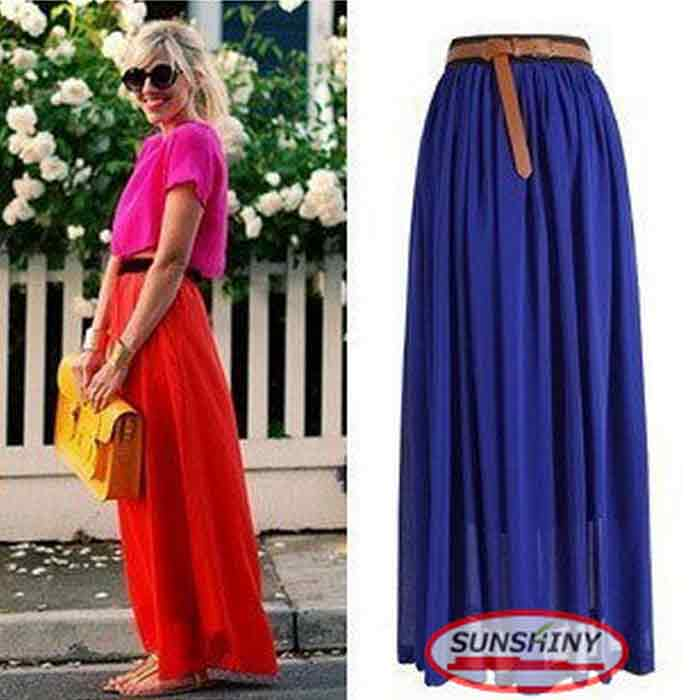 Длинные красивые юбки с доставкой