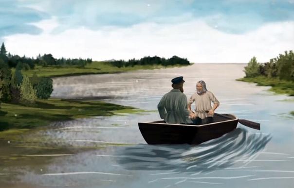 Притча «Два весла»