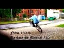 Echo Bike Trials. 2018 Nose 180 to Backwards Manual 540.