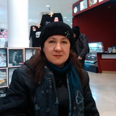 Гульнара Галеева, 10 февраля 1975, Челябинск, id175908316