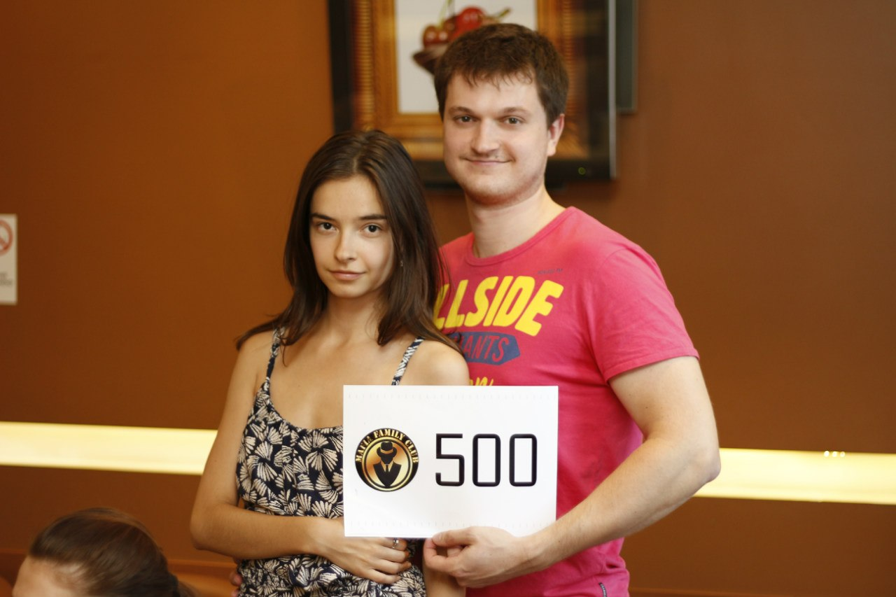 500 встреча MAFIA FAMILY CLUB