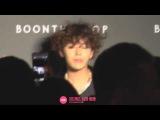 (17.10.14) Чжиён и Тэян на мероприятии, посвящённое открытию BOON THE SHOP