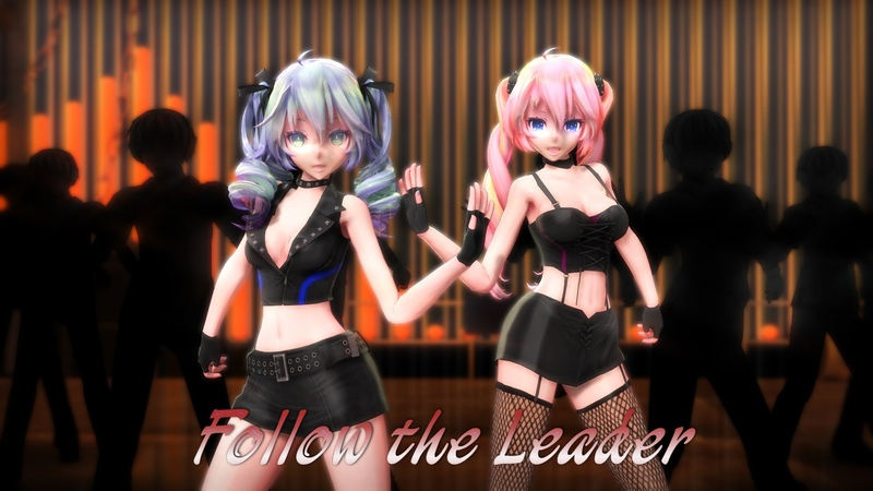 [MMD] Follow the Leader [Motion Download]
