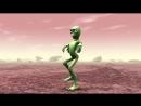 Alien dancando - DameTucacsita 👽