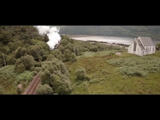 Beautiful scotland - aerial - drone showreel