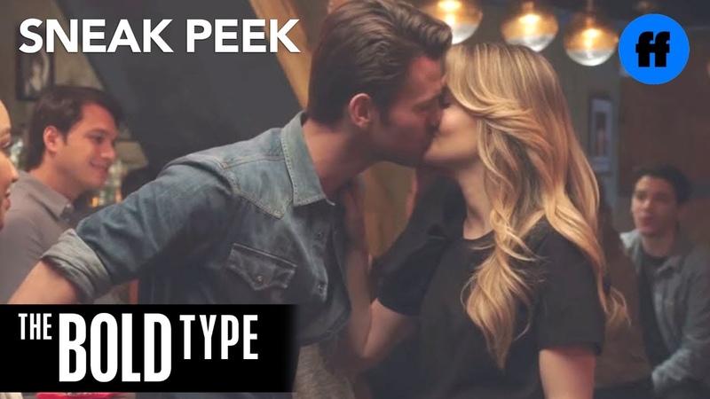 The Bold Type | Season 2, Episode 5 Sneak Peek Sutton Introduces Dillon to Kat and Jane | Freeform