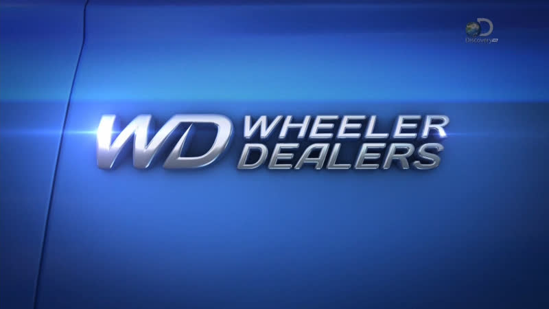 Махинаторы 16 сезон 8 эп Wheeler Dealers S16E08 2004 Dodge Ram SRT 10