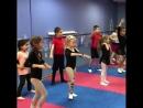 Современные эстрадные танцы с Айгуль Зиганшиной✨ . Прошло немного времени, а детишки уже выучили ЦЕЛЫЙ танец 😱🔥 Настоящие молодц