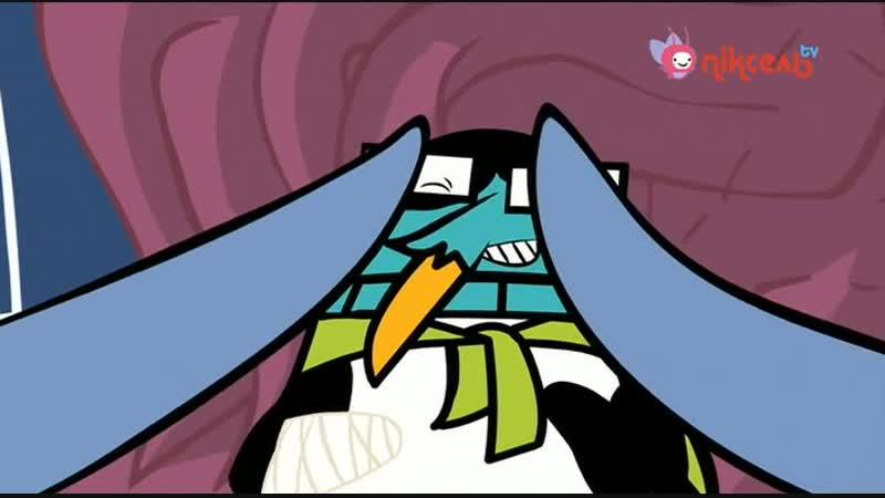 Гренадин и Пеперминт S03E22.The Jack Hammerhead Shark.Молот-риба Джек