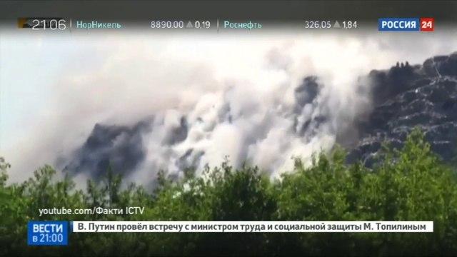 Новости на Россия 24 • Украинские блогеры показали Киев без прикрас