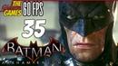 Прохождение Batman Arkham Knight на Русском Рыцарь АркхемаPС60fps - Часть 35 Небо Готэма