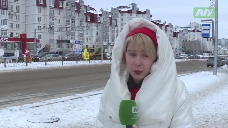 Дед мороз потерялся во времени и пространстве и оказался в Нижневартовске в ноябре ЧТО ПРОИСХОДИТ