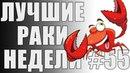 ЛРН выпуск №55. ПРОЗРАЧНЫЙ ТАНК и ЖЕНСКАЯ ЛОГИКА Лучшие Раки Недели