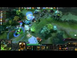 NaVi vs Alliance UB Round Game 1