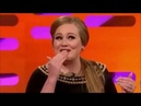 The Graham Norton Show Adele's funny story about Jennifer Aniston
