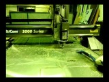 чпу станок MultiCam 3000. Как сделать ящик для инструмента из композитных матерьялов