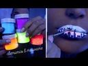 СВЕТЯЩИЕСЯ ГУБЫ? невероятный макияж губ ♡ RINA