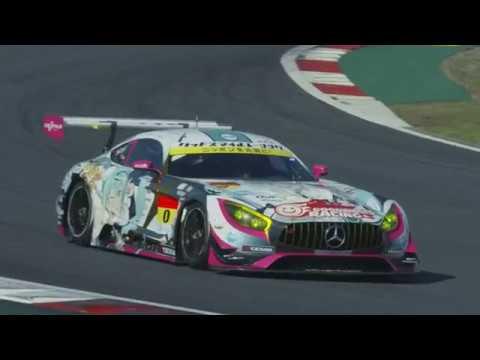 グッドスマイル 初音ミク AMG(Mercedes-AMG GT3)ラッピング製作PV【のらいも工房】