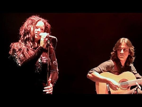 Rosalía - Hallelujah (Directo) - Auditorio Banyoles