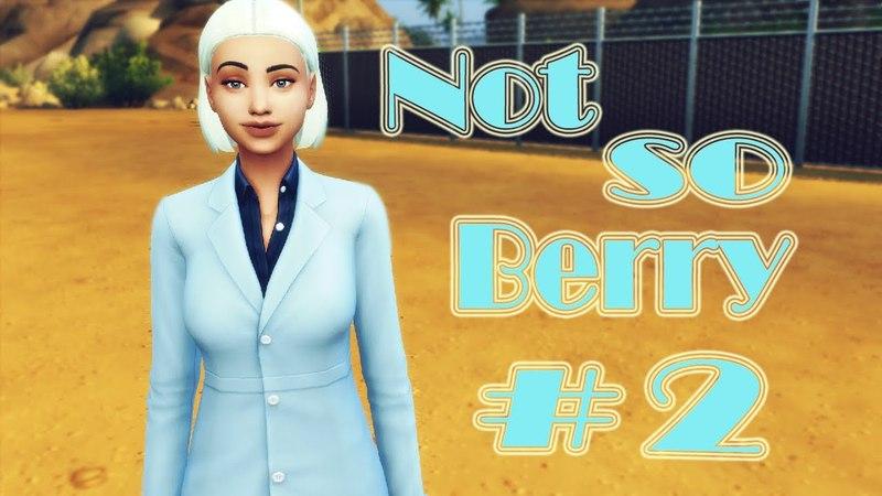 Первый робочий день The Sims 4 Not So Berry Challenge 2