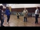 Танец Яблочко в постановке Натальи Гордо