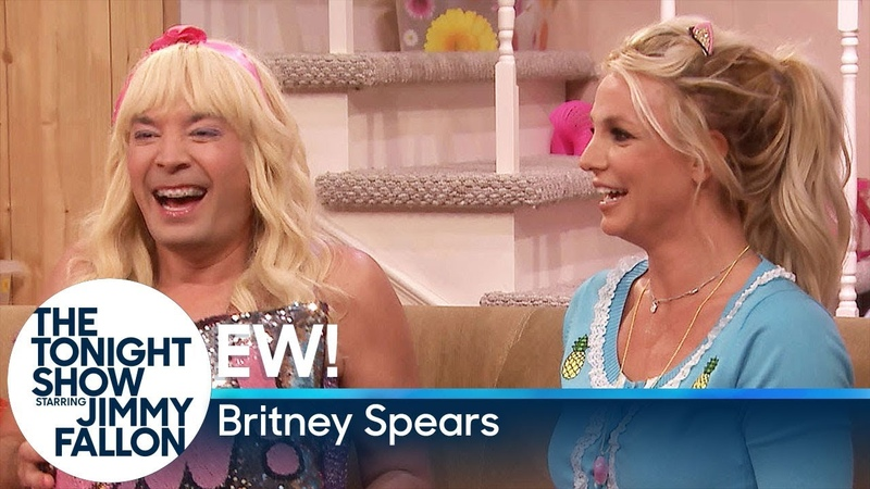 Ew! with Britney Spears