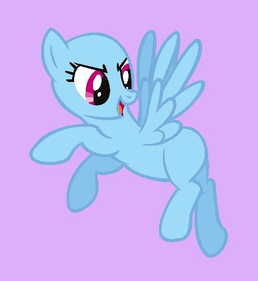 картинки пони лысые пони