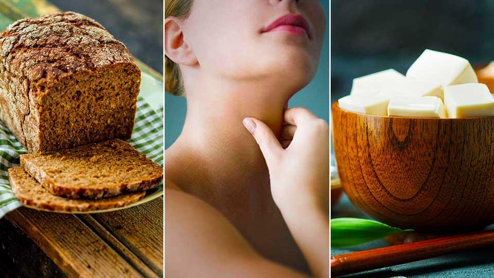 Правильное питание для щитовидной железы