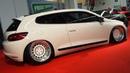 Volkswagen Scirocco 3 2009 Tuning - 2.0 Turbo Diesel 140 ps Rotiform CCV 10.5x18