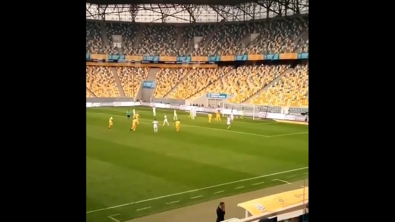 Вирішальний момент матчу Україна – Словаччина